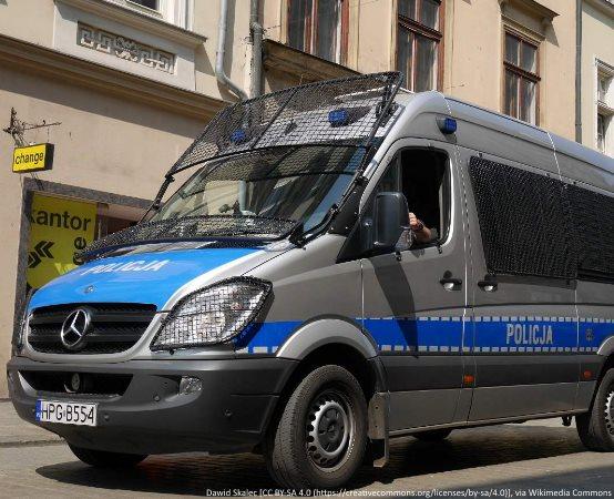 Policja Piła: Stopień alarmowy BRAVO-CRP