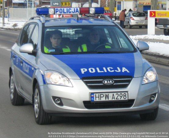 Policja Piła: Policja wspiera w utrzymaniu kwarantanny w Polsce